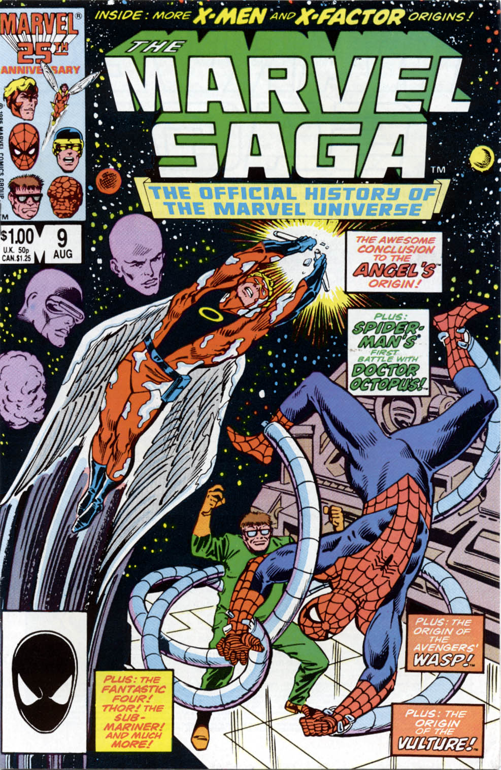 Marvel Saga: The Official History of the Marvel Universe issue 9 - Page 1