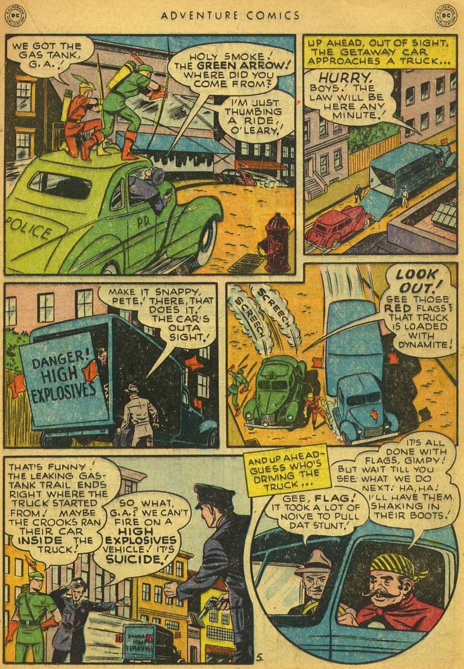 Read online Adventure Comics (1938) comic -  Issue #128 - 18