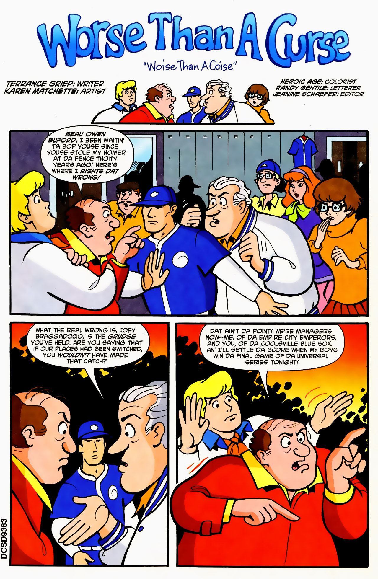 Read online Scooby-Doo (1997) comic -  Issue #130 - 10