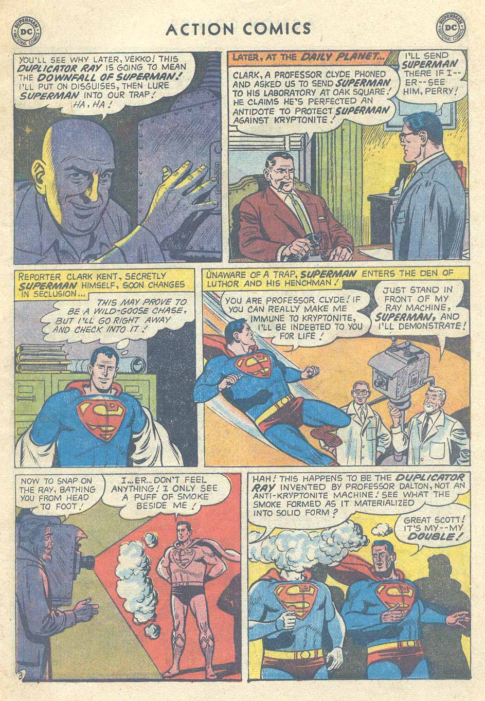 Action Comics (1938) 254 Page 4