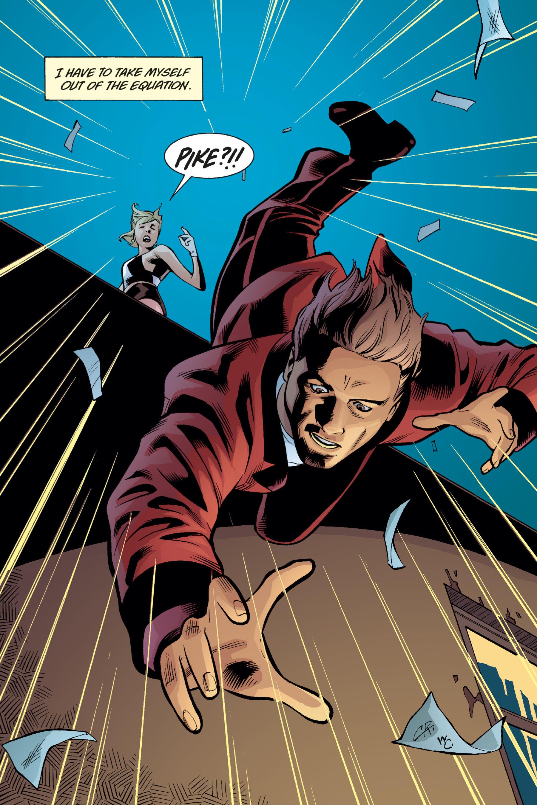 Read online Buffy the Vampire Slayer: Omnibus comic -  Issue # TPB 1 - 169
