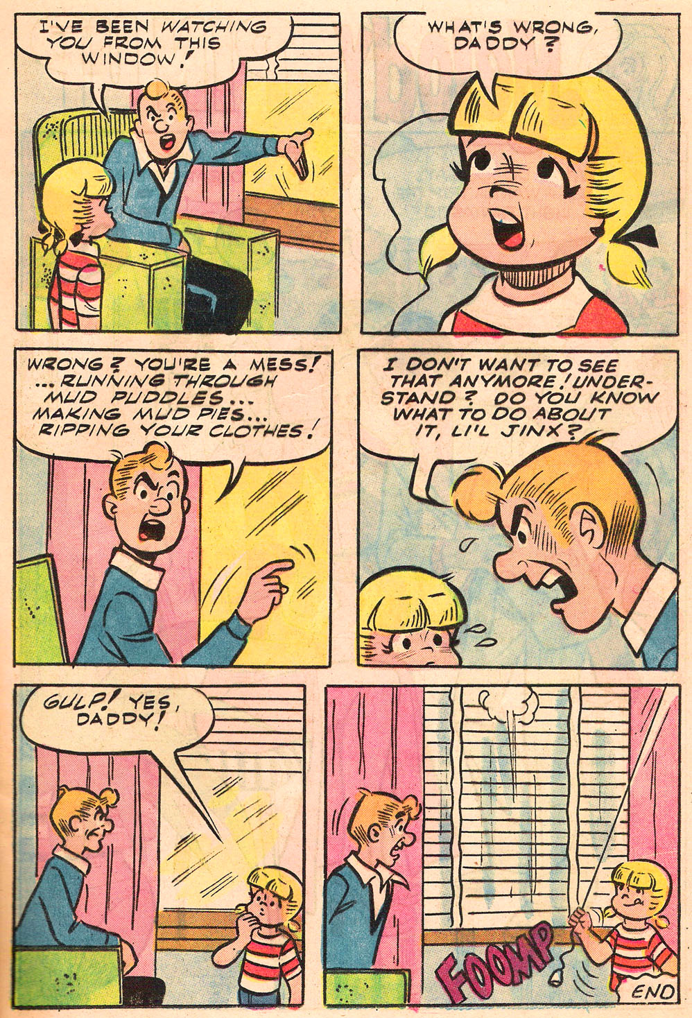 Read online She's Josie comic -  Issue #72 - 17