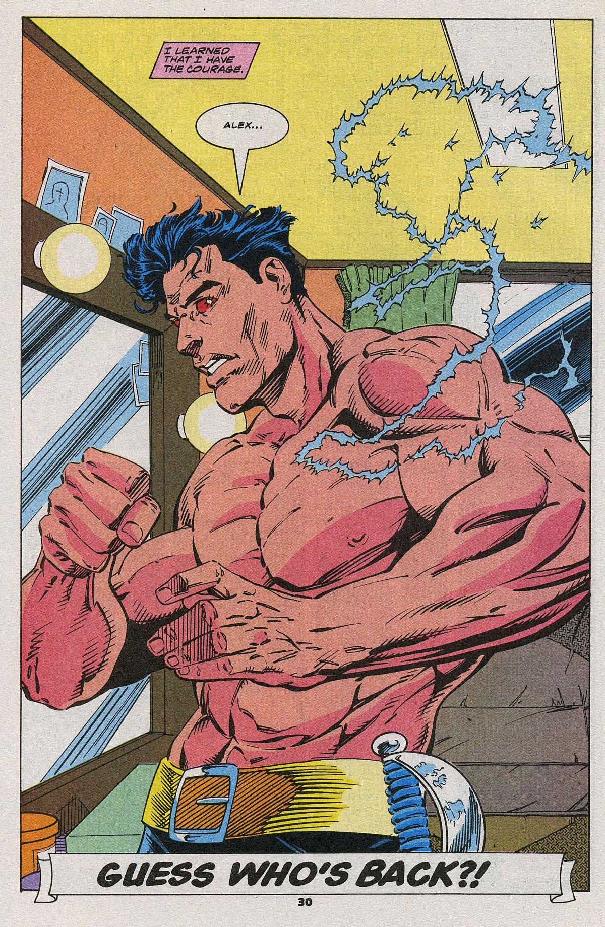 Read online Wonder Man (1991) comic -  Issue #20 - 23