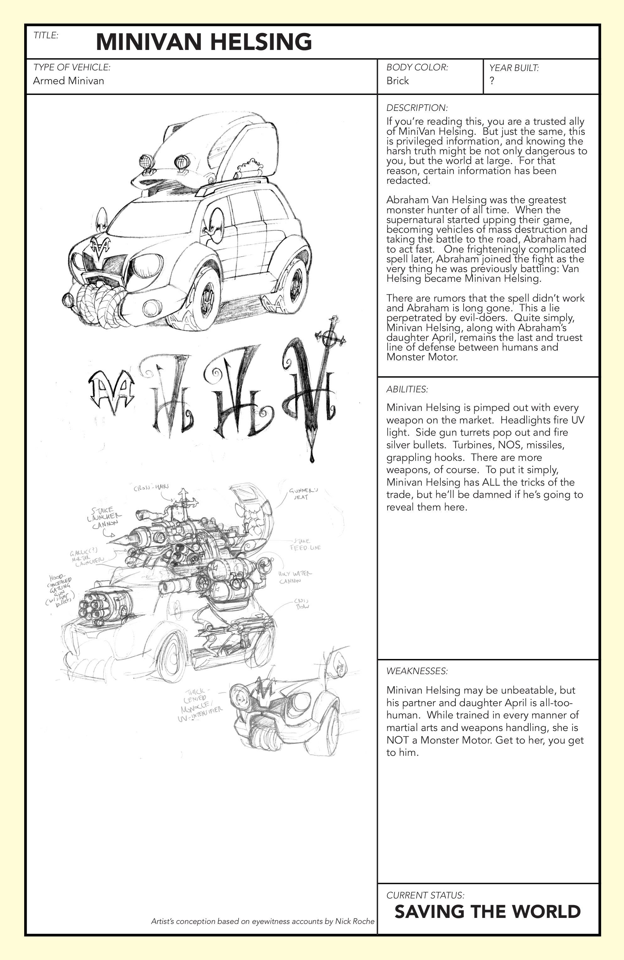 Read online Monster Motors comic -  Issue # Full - 50