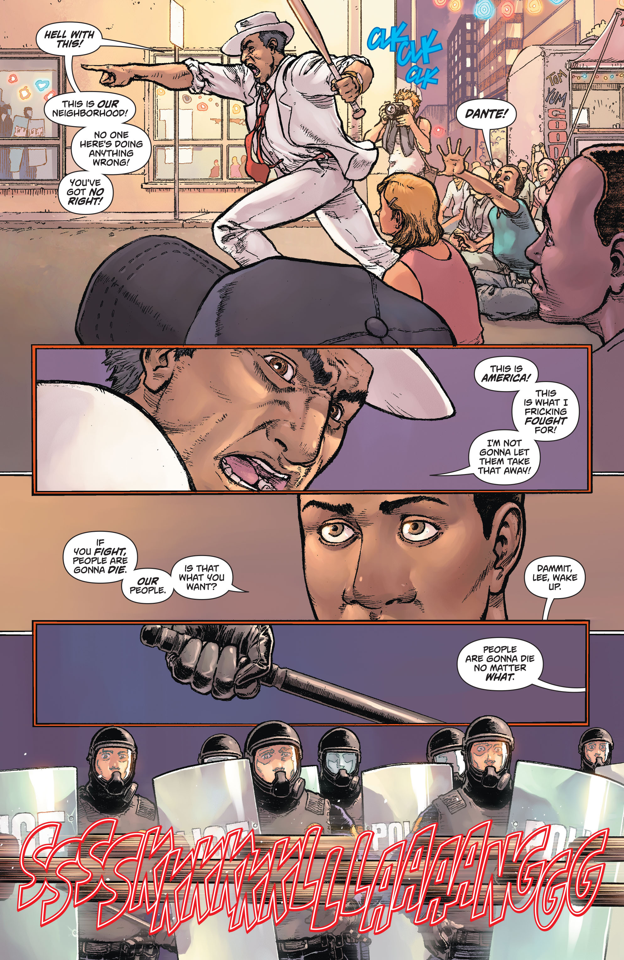 Read online Action Comics (2011) comic -  Issue #42 - 15