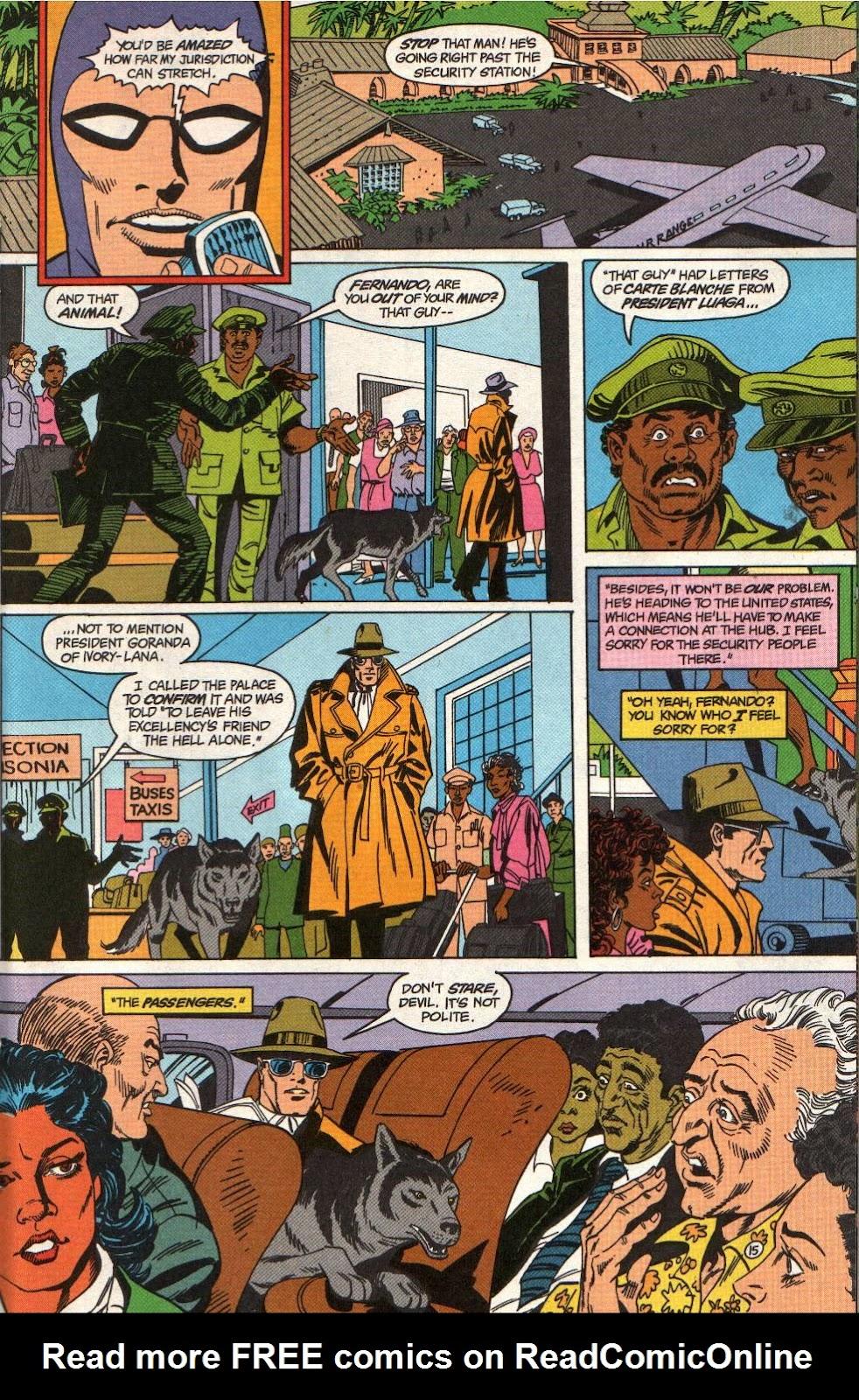 Read online The Phantom (1988) comic -  Issue #2 - 19
