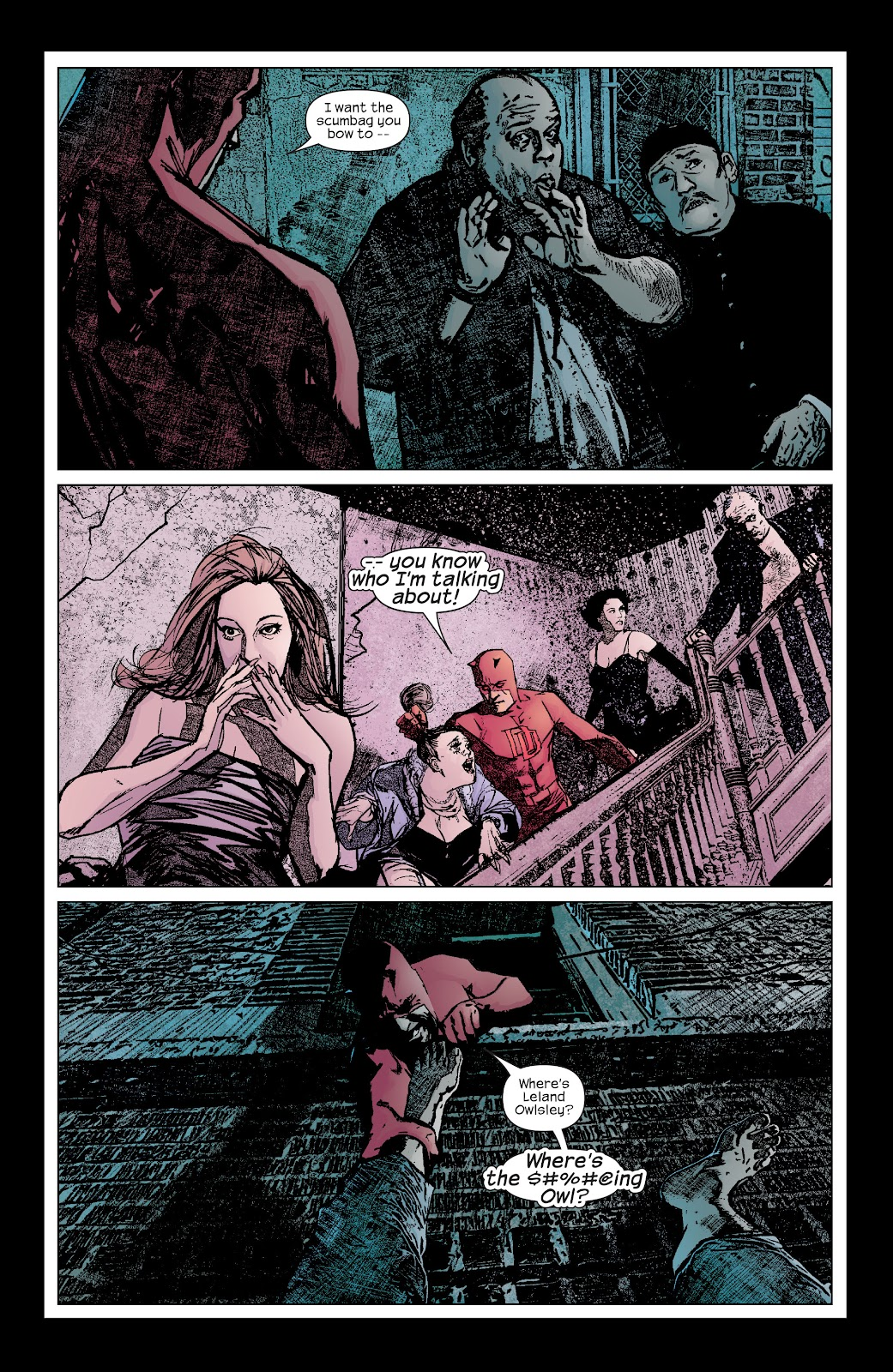 Read online Daredevil (1998) comic -  Issue # _Ultimate_Collection TPB 2 (Part 1) - 17
