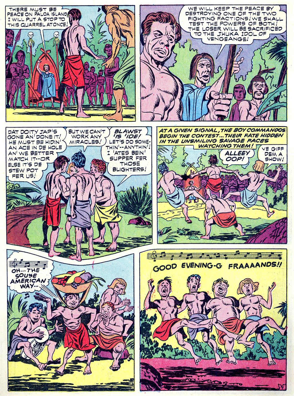 Read online Detective Comics (1937) comic -  Issue #68 - 23