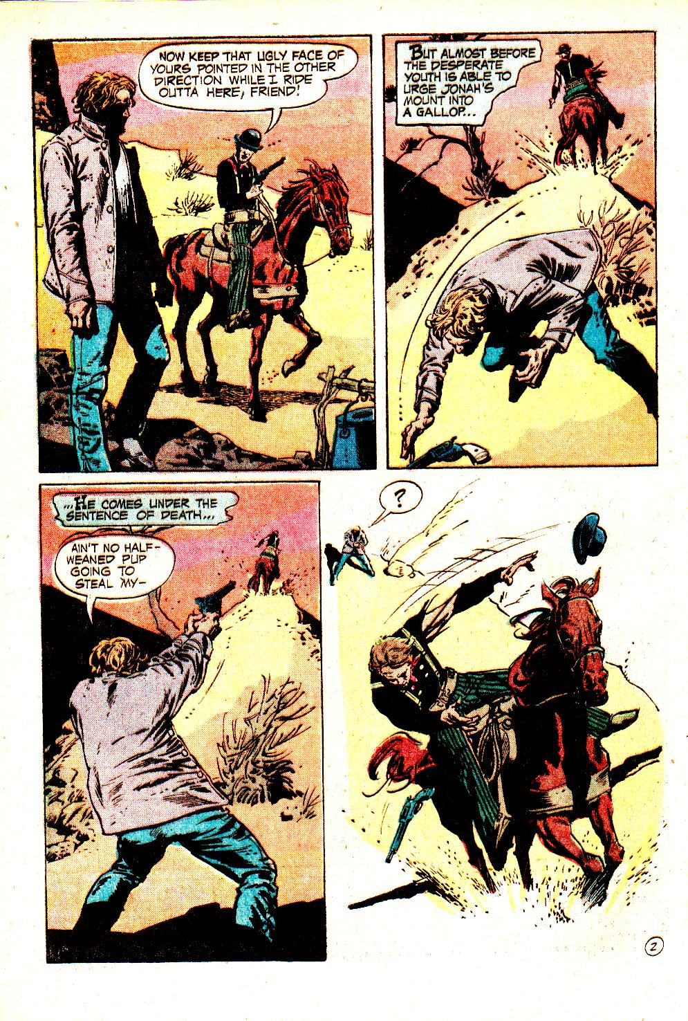 Read online All-Star Western (1970) comic -  Issue #11 - 4