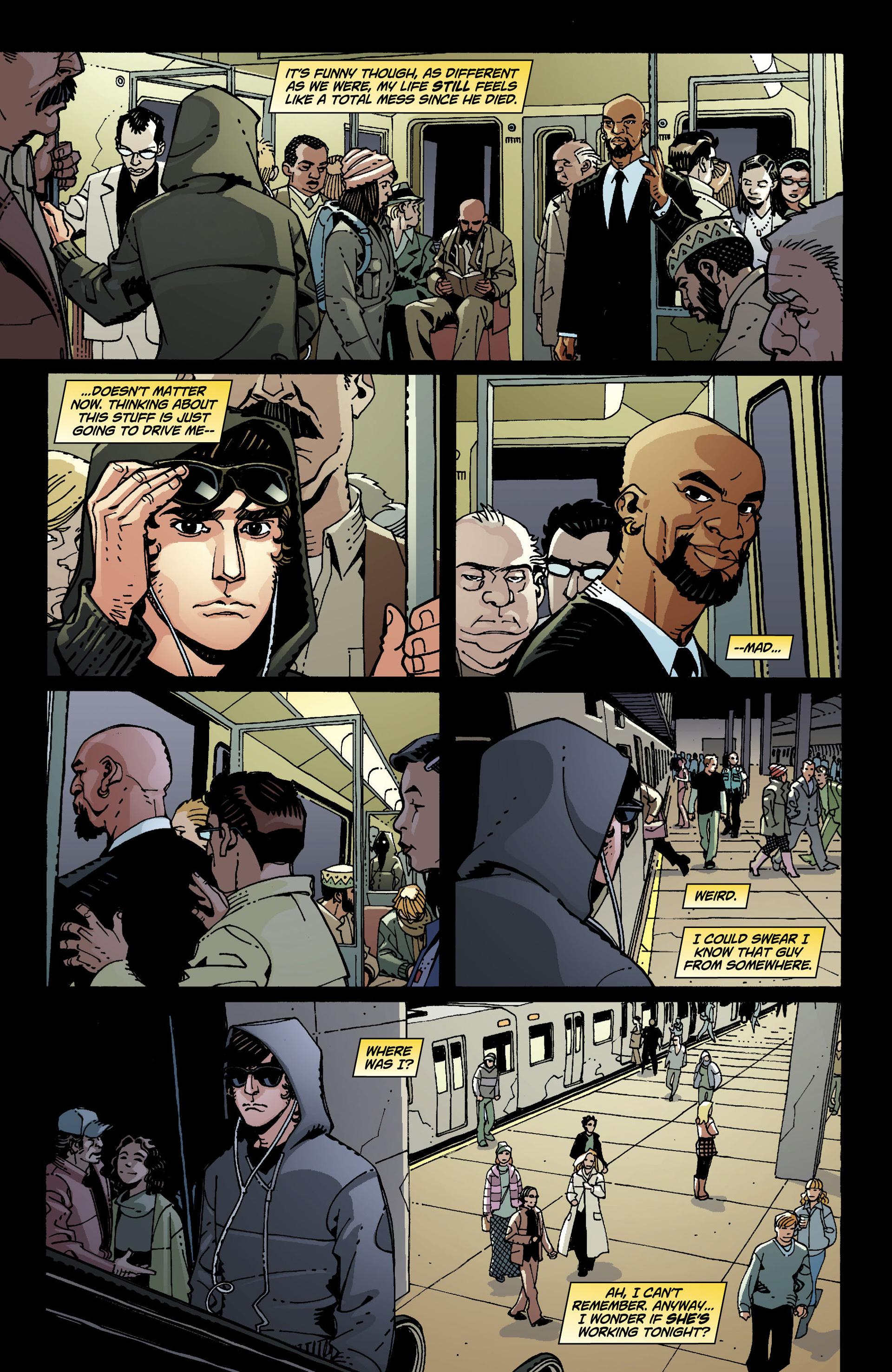 Read online National Comics: Eternity comic -  Issue # Full - 7