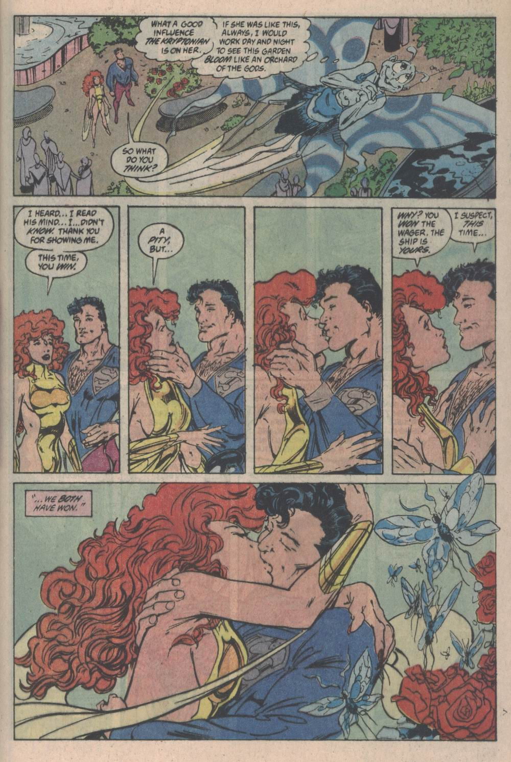 Adventures of Superman (1987) issue _Annual_3 - Page 41