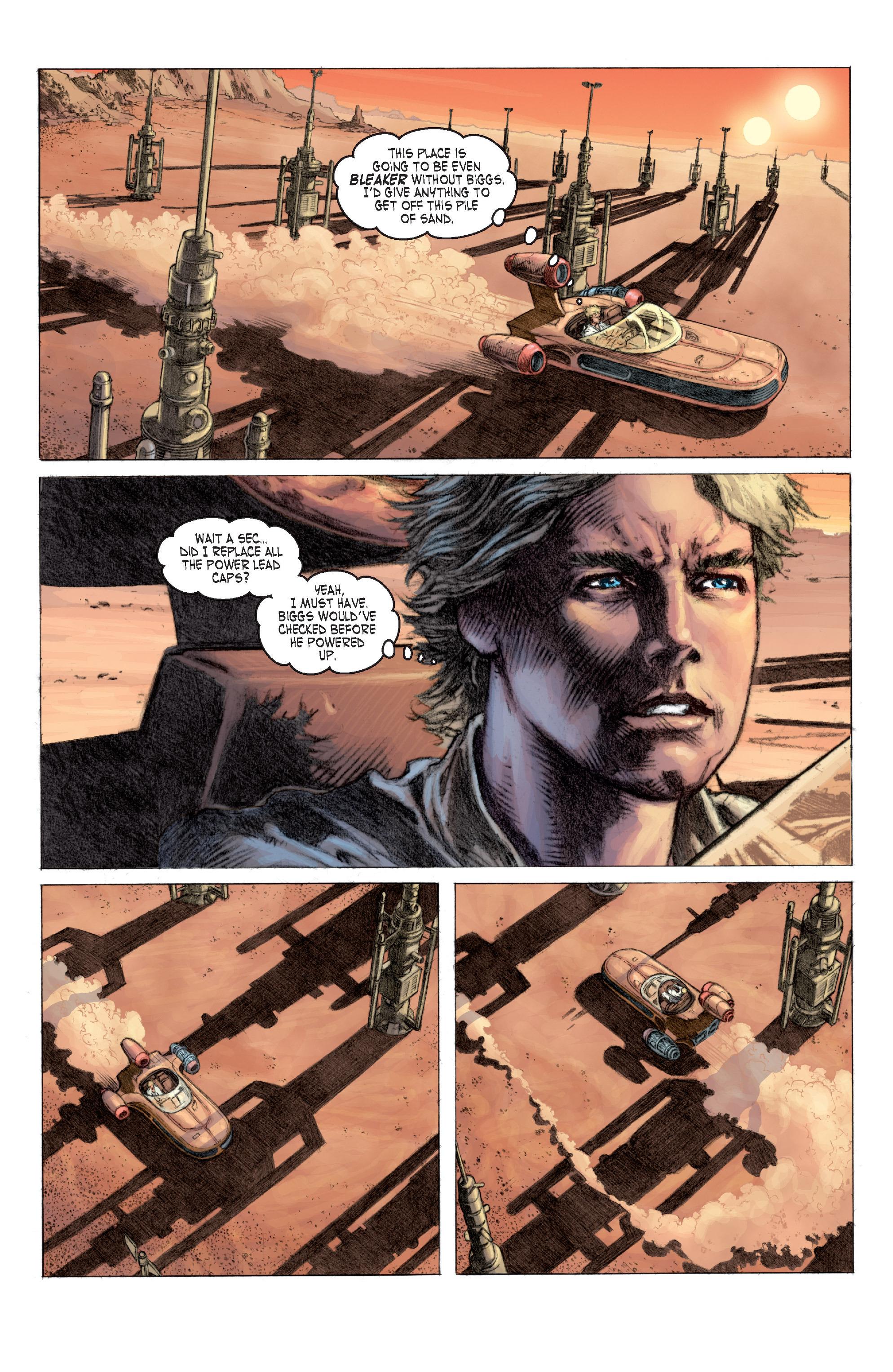 Read online Star Wars Omnibus comic -  Issue # Vol. 22 - 25