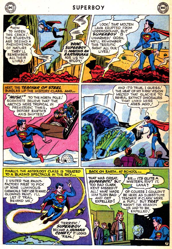 Superboy (1949) issue 71 - Page 17