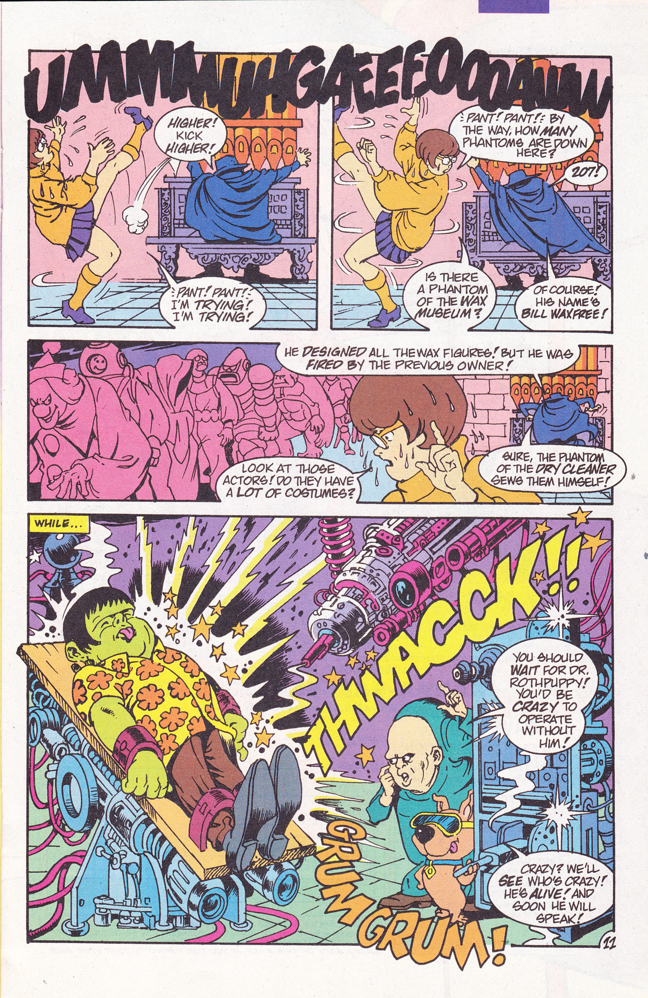 Read online Scooby-Doo (1995) comic -  Issue #7 - 15