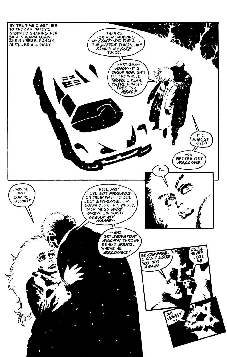 Read online Sin City: That Yellow Bastard comic -  Issue #6 - 39