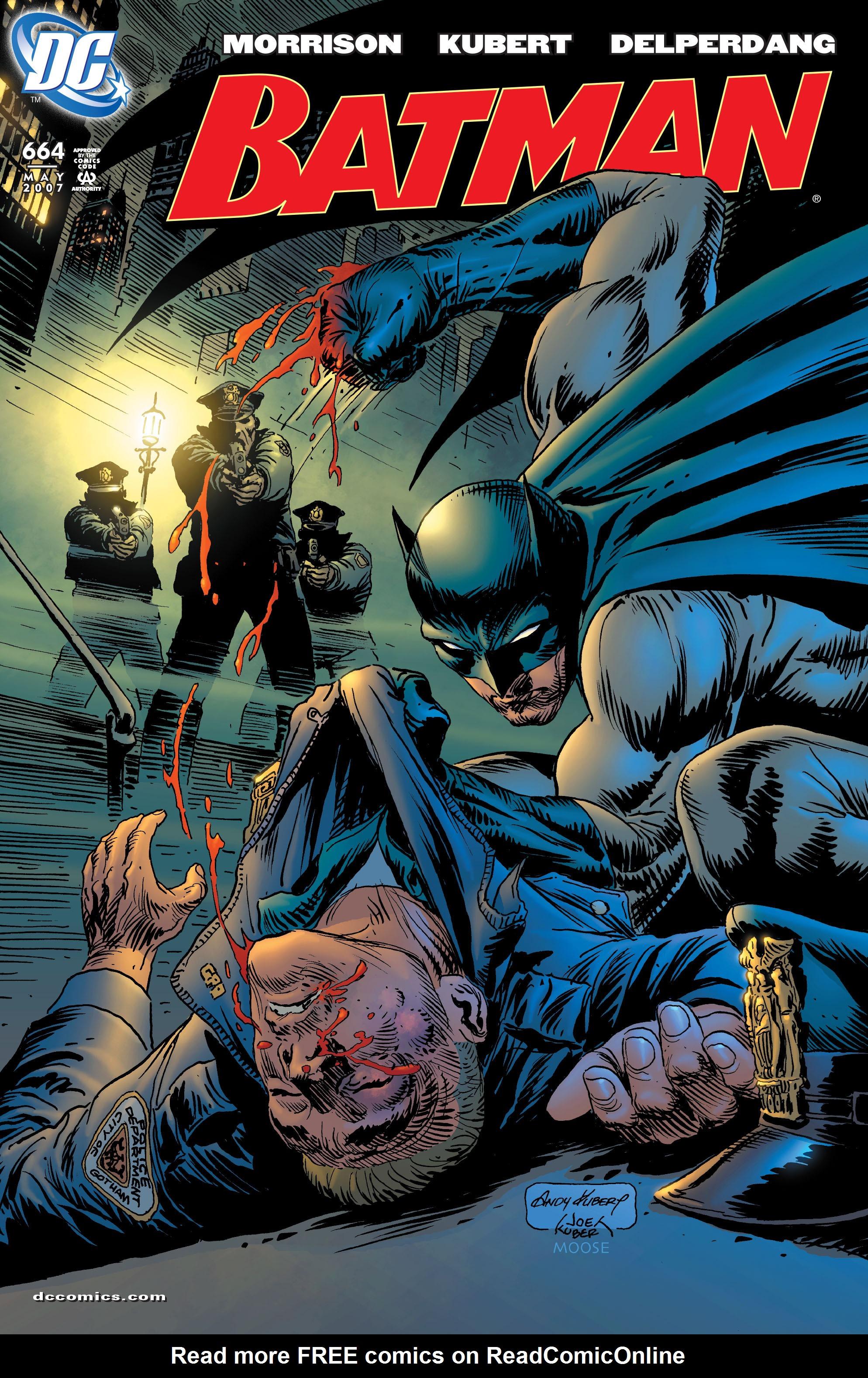 Batman (1940) 664 Page 1