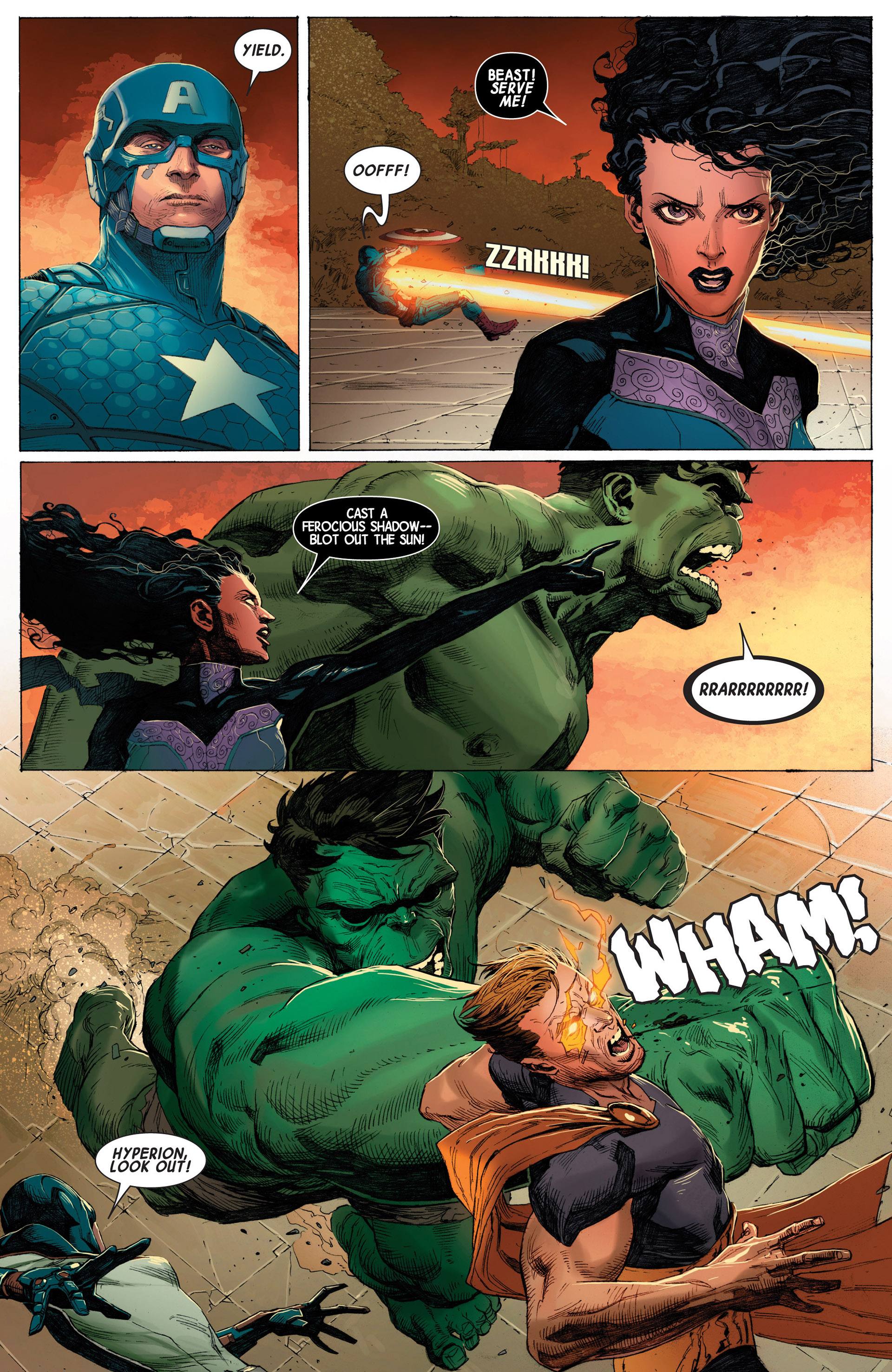 Read online Avengers (2013) comic -  Issue #3 - 11