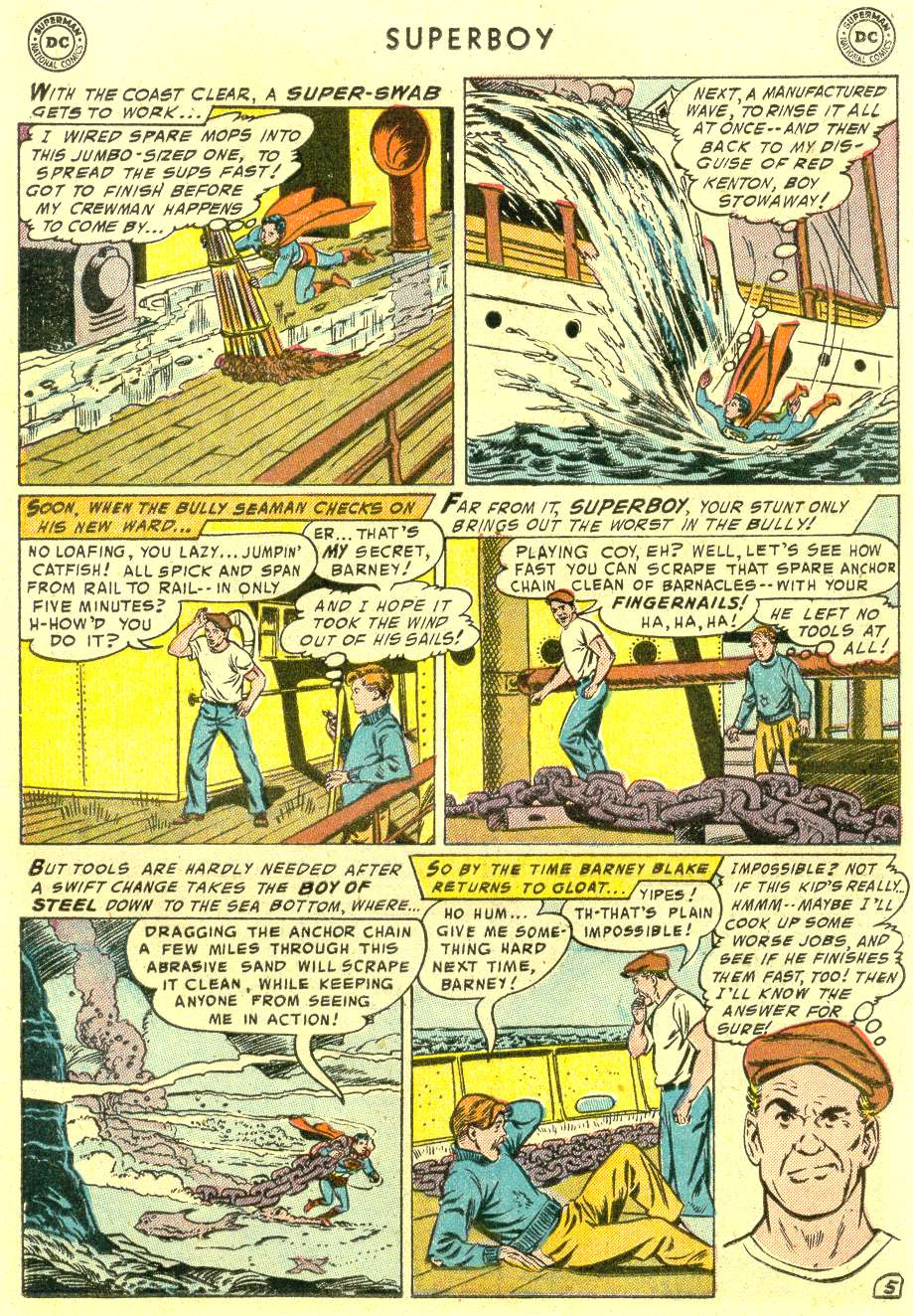 Superboy (1949) issue 42 - Page 15