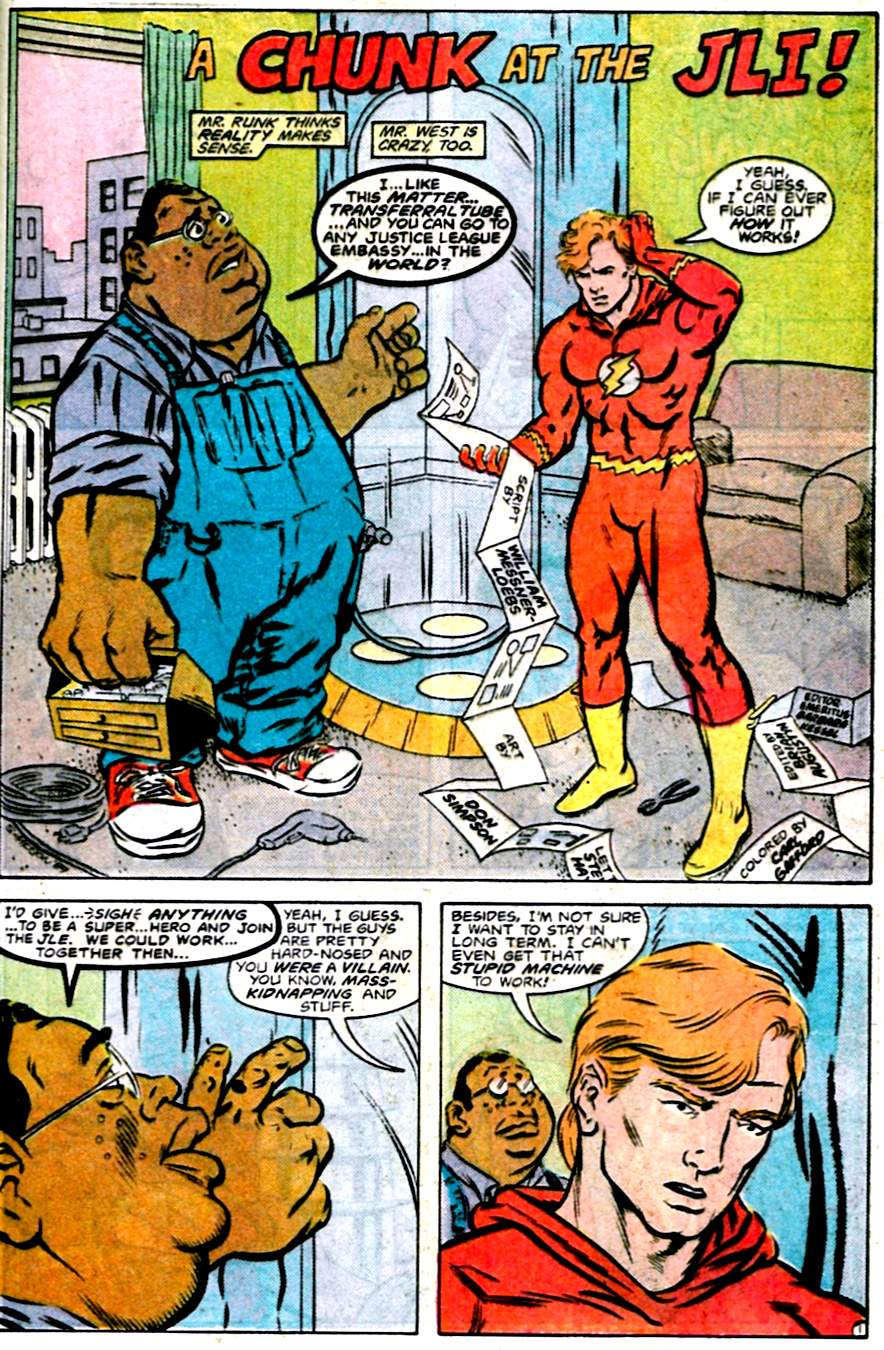 Read online The Flash (1987) comic -  Issue # _Annual 3 - 32