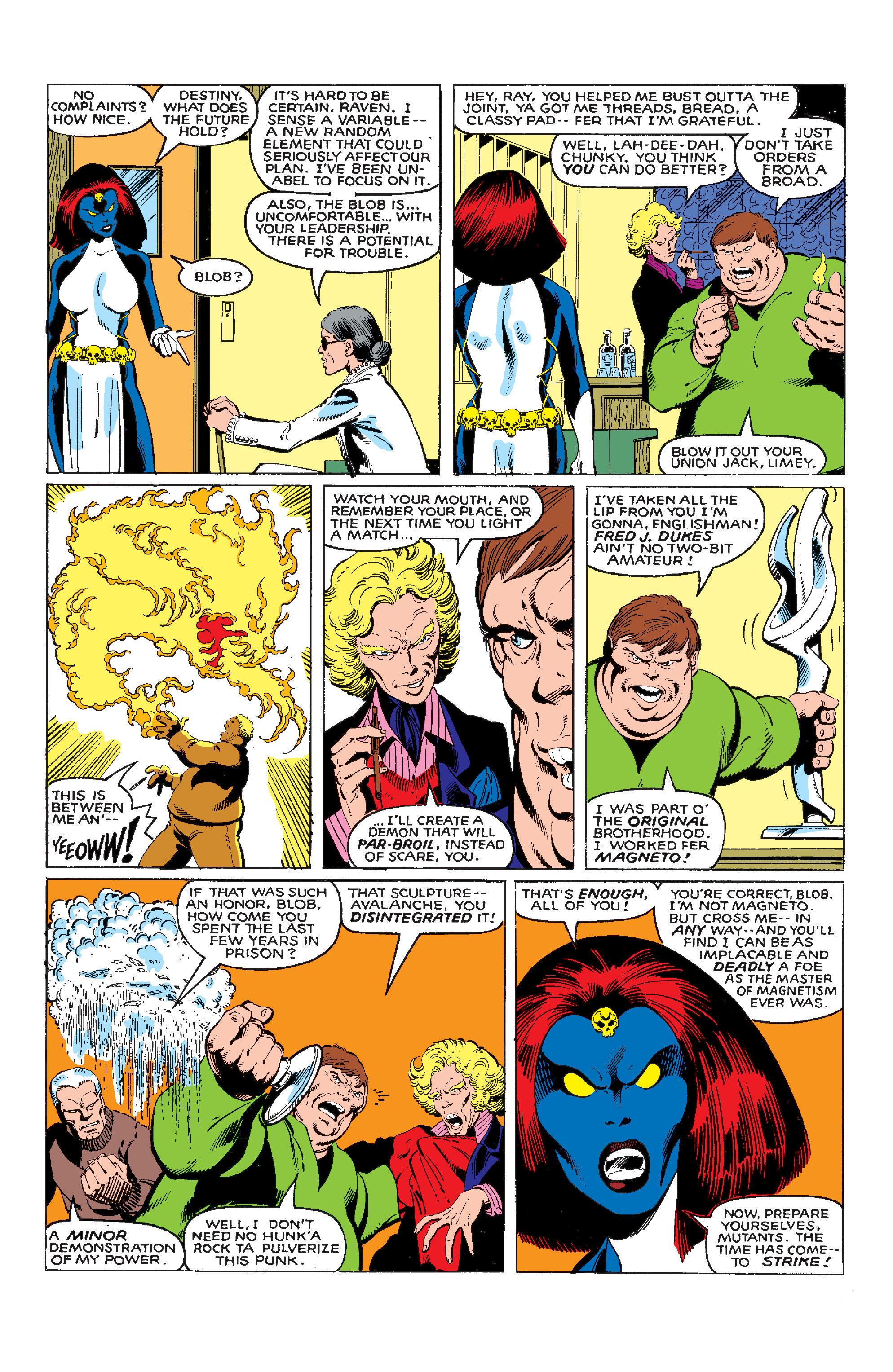 Uncanny X-Men (1963) 141 Page 19