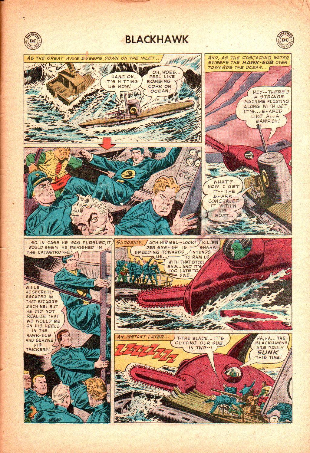 Blackhawk (1957) Issue #128 #21 - English 31