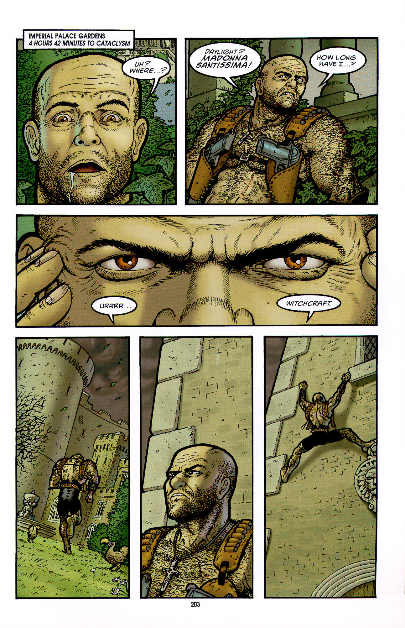 Read online Heart of Empire comic -  Issue #7 - 9