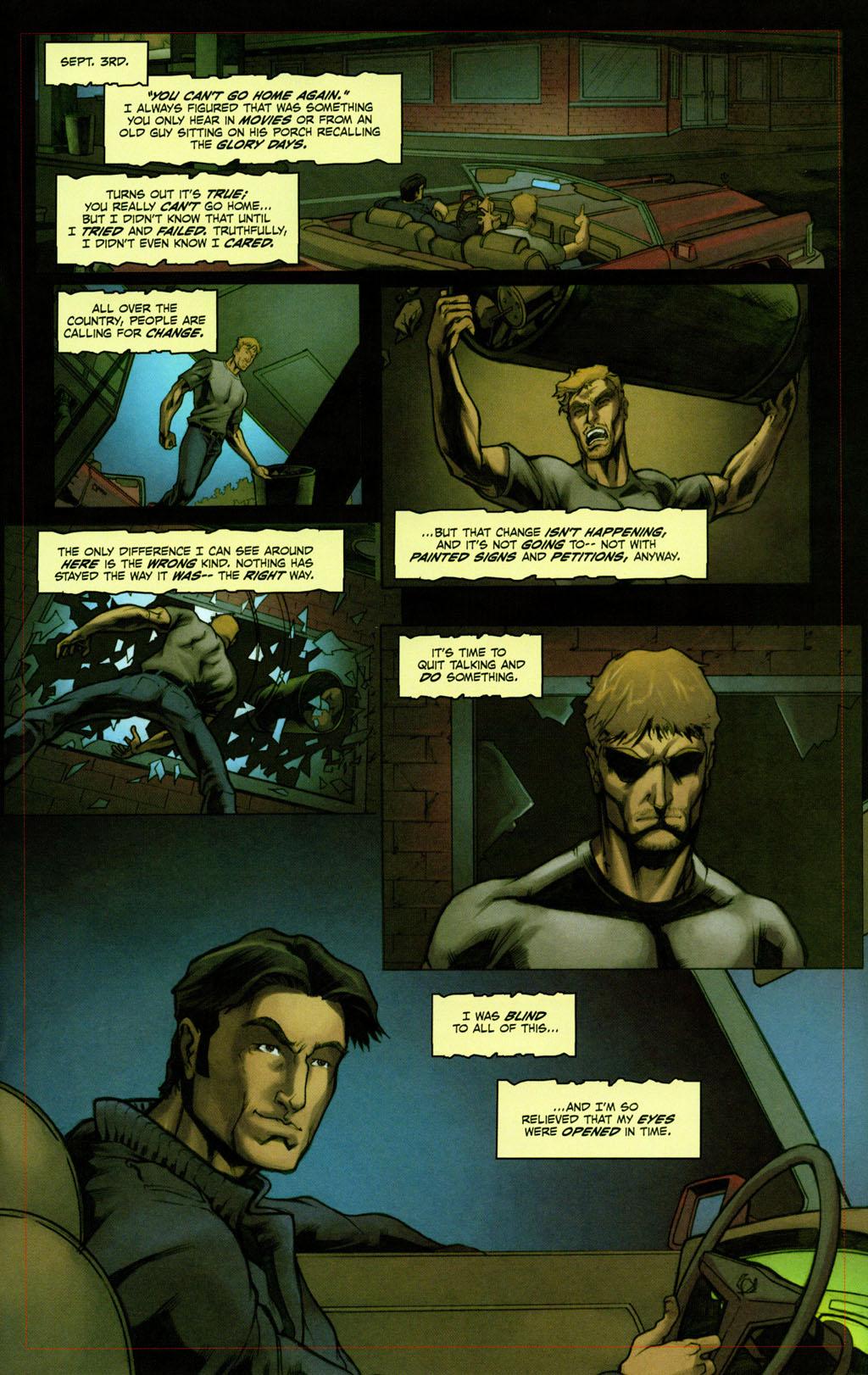 Read online Snake Eyes: Declassified comic -  Issue #2 - 13