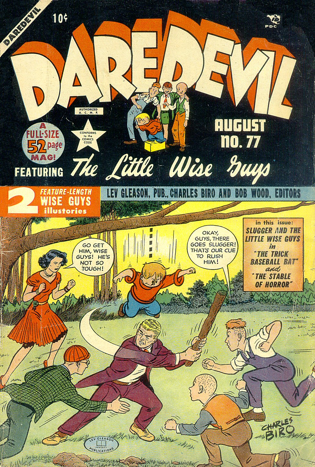 Daredevil (1941) 77 Page 1