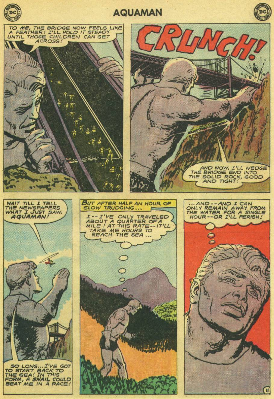 Read online Aquaman (1962) comic -  Issue #14 - 13
