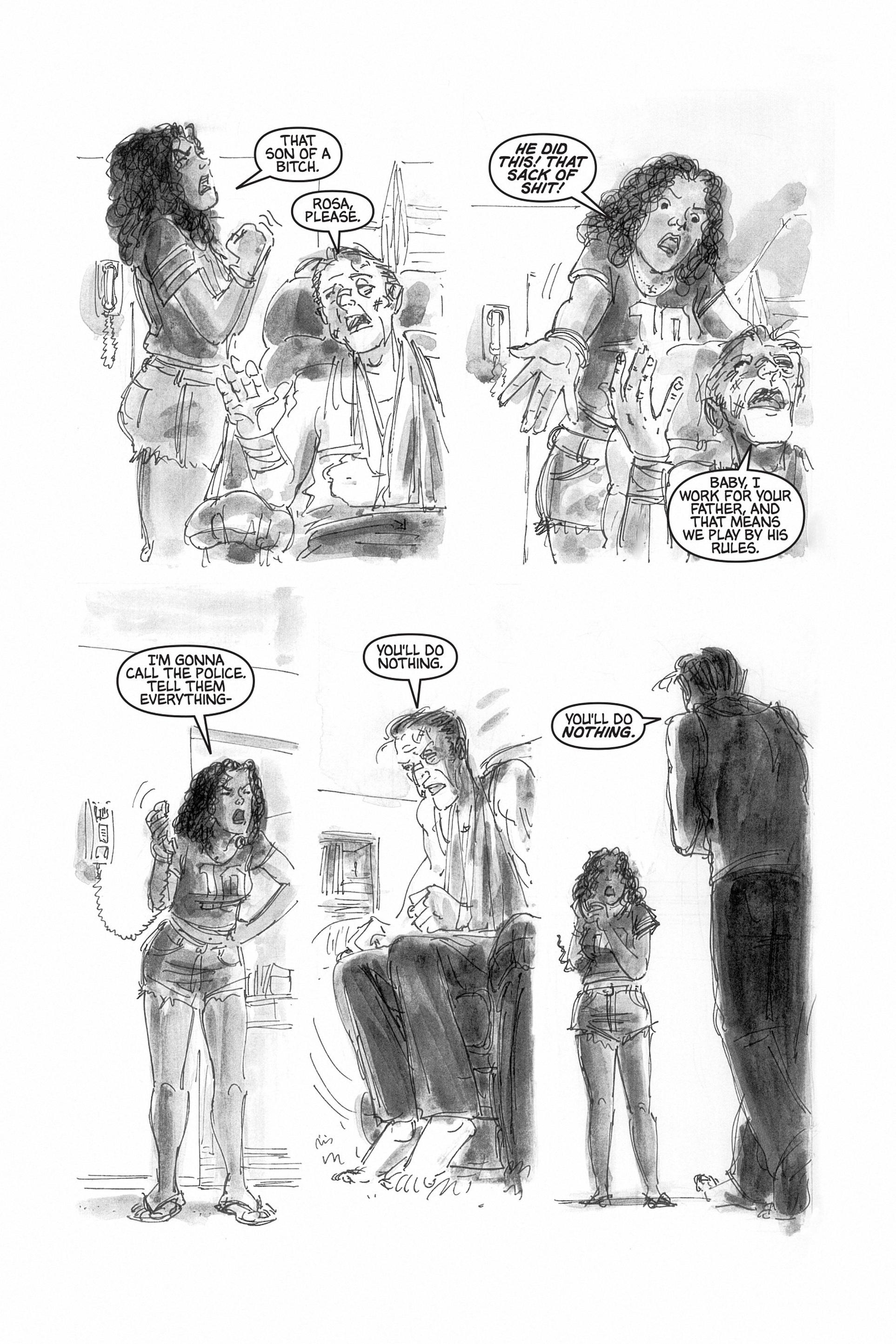 Read online Tumor comic -  Issue # TPB - 122