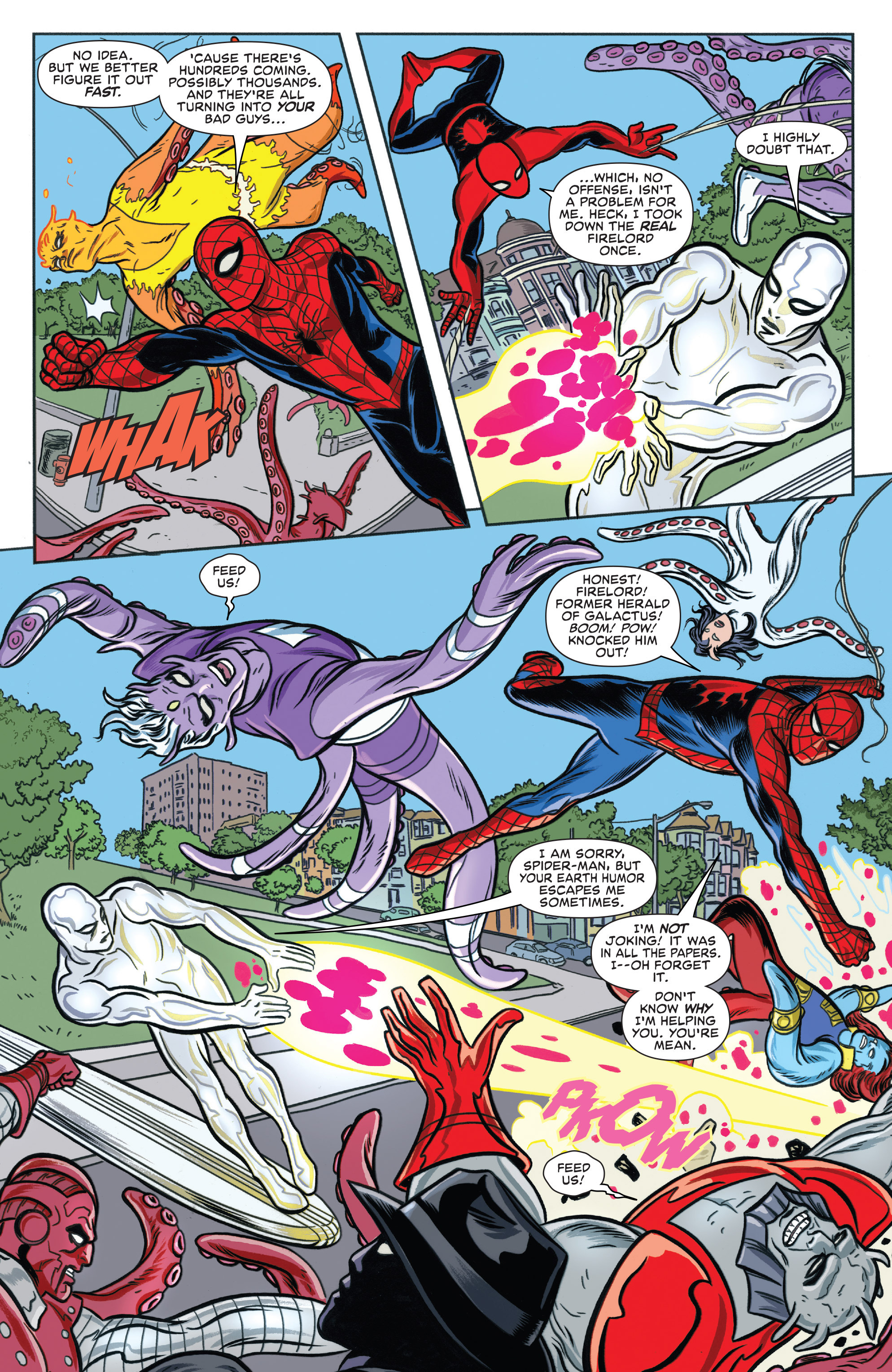 Read online Silver Surfer (2016) comic -  Issue #6 - 14