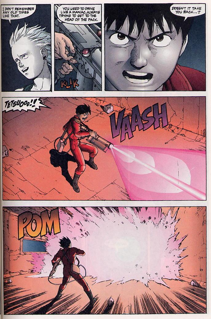 Read online Akira comic -  Issue #32 - 36