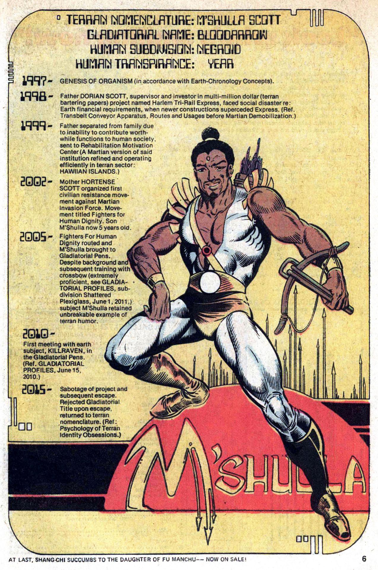 Read online Amazing Adventures (1970) comic -  Issue #30 - 8