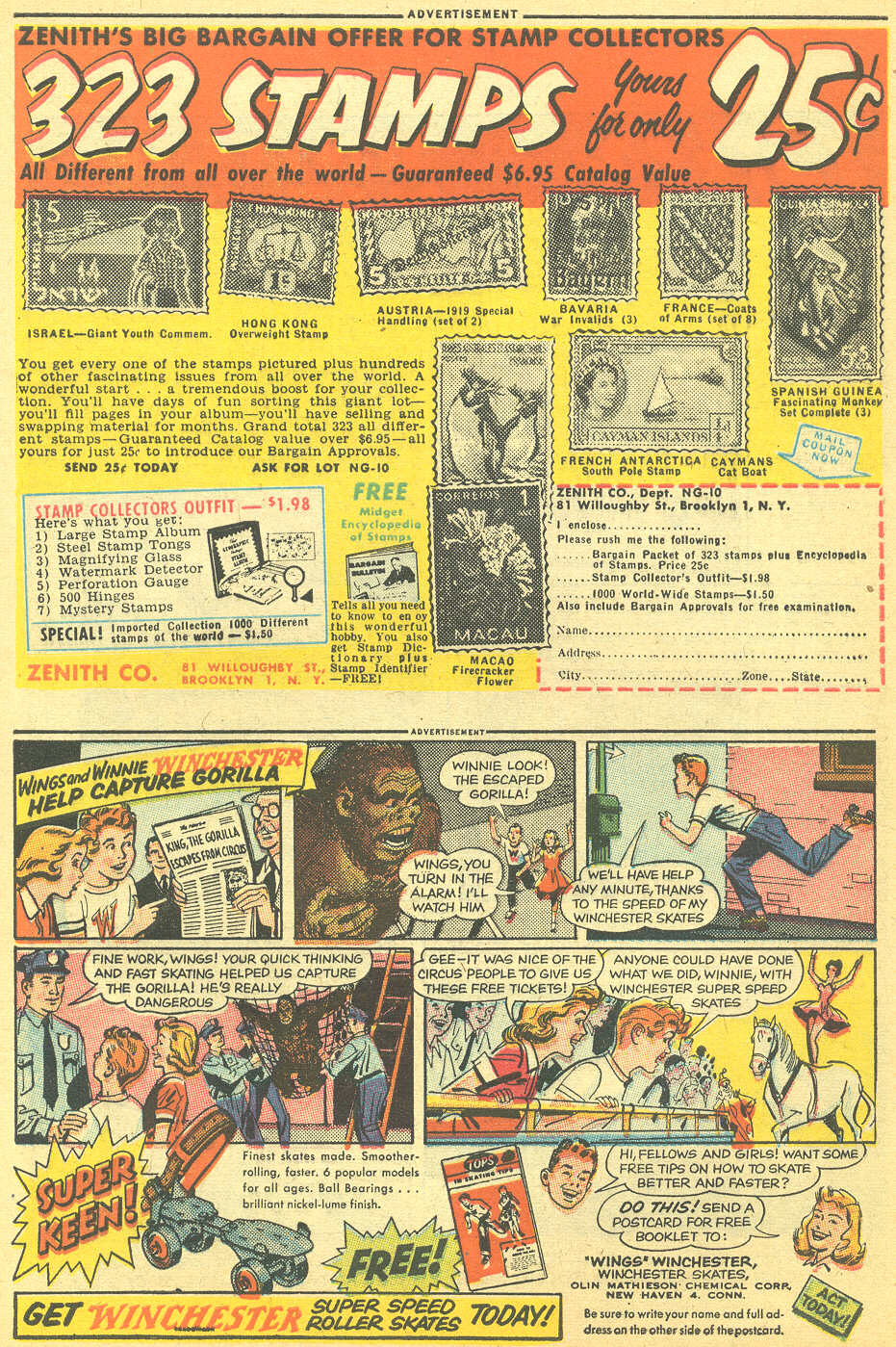 Read online All-Star Western (1951) comic -  Issue #92 - 9