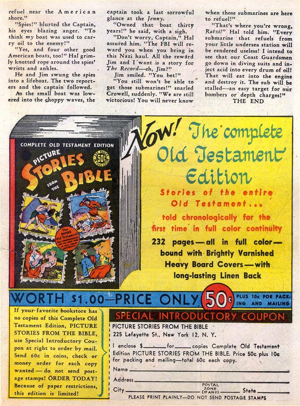 Read online Sensation (Mystery) Comics comic -  Issue #27 - 41