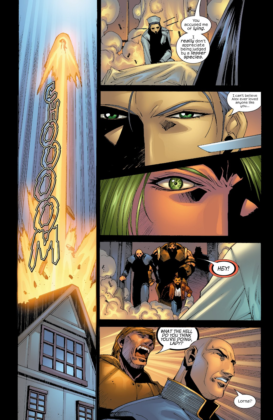 Read online X-Men: Unstoppable comic -  Issue # TPB (Part 3) - 44