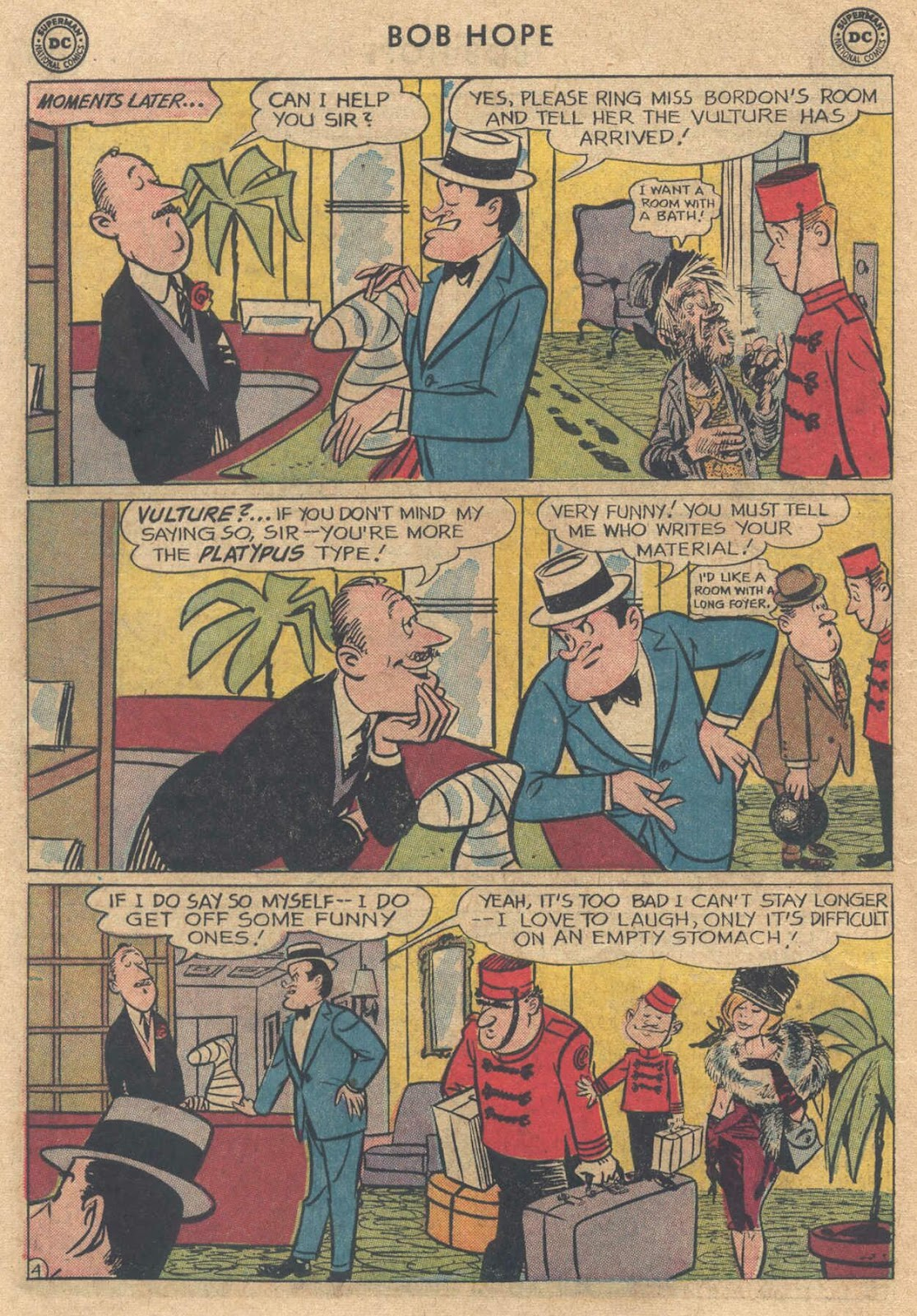 The Adventures of Bob Hope issue 76 - Page 6