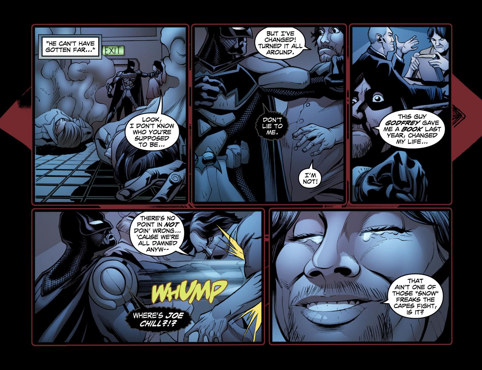 Read online Smallville: Season 11 comic -  Issue #15 - 19