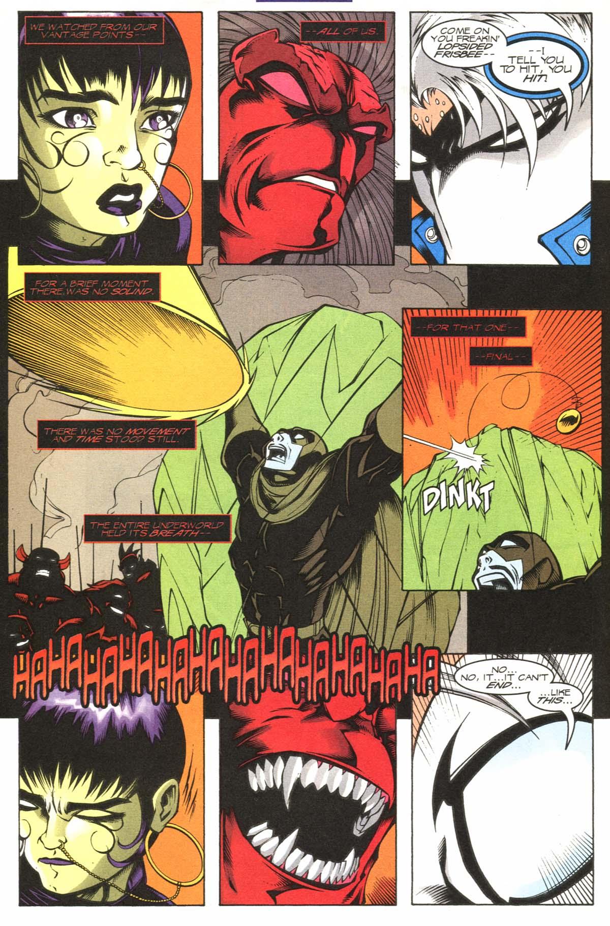 Read online Slingers comic -  Issue #12 - 11