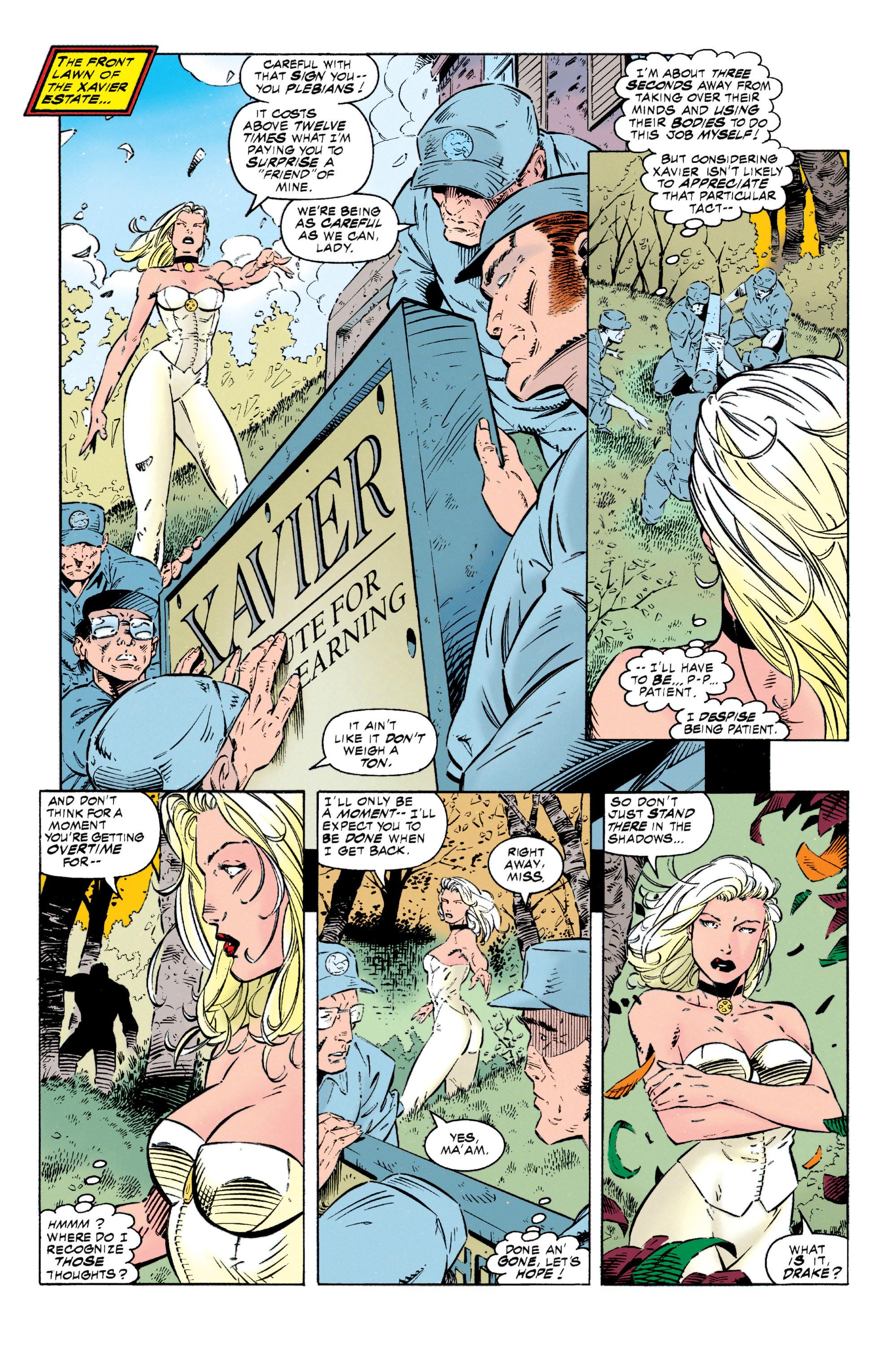 Read online Uncanny X-Men (1963) comic -  Issue #318 - 13