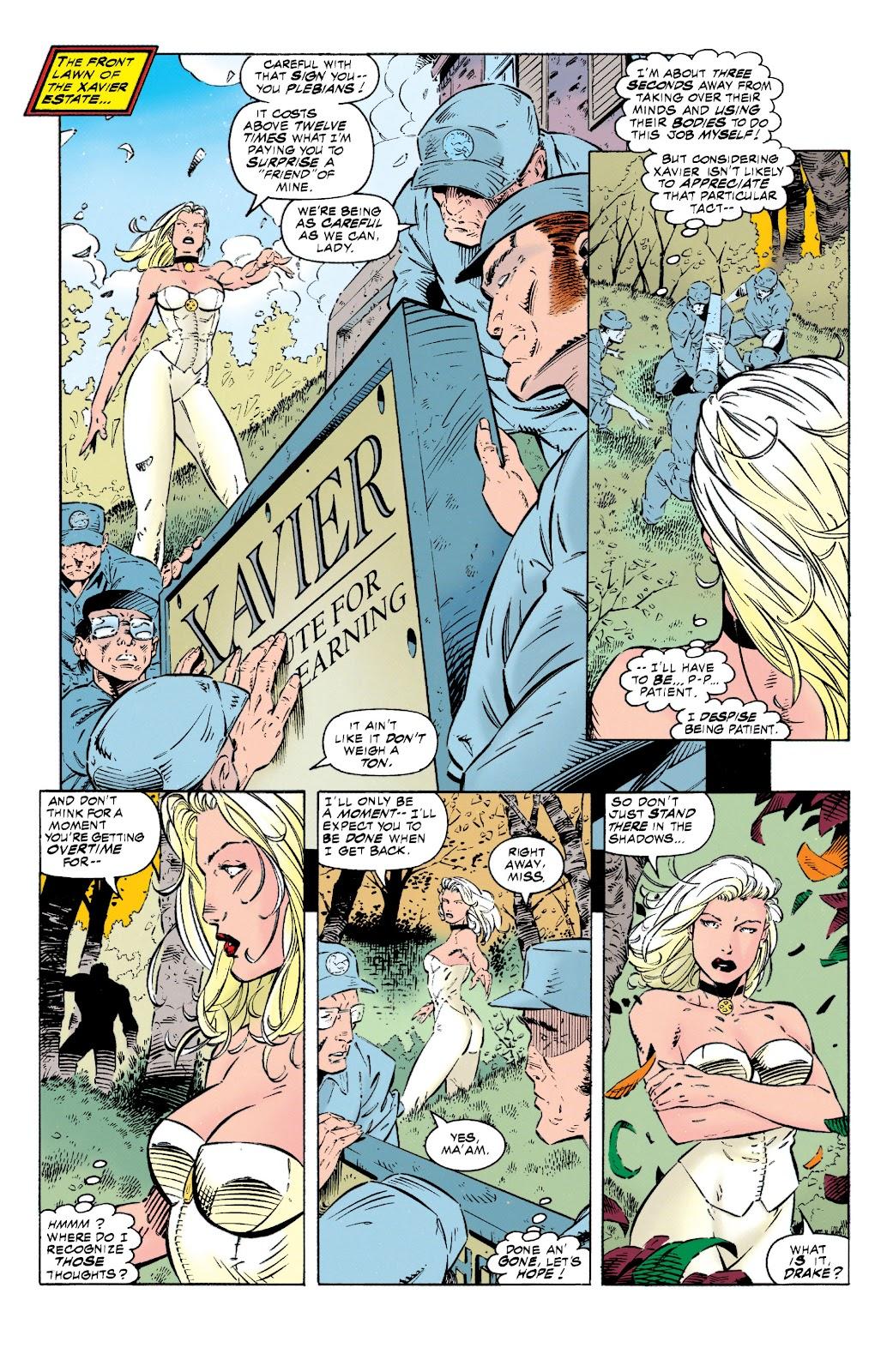 Uncanny X-Men (1963) issue 318 - Page 13