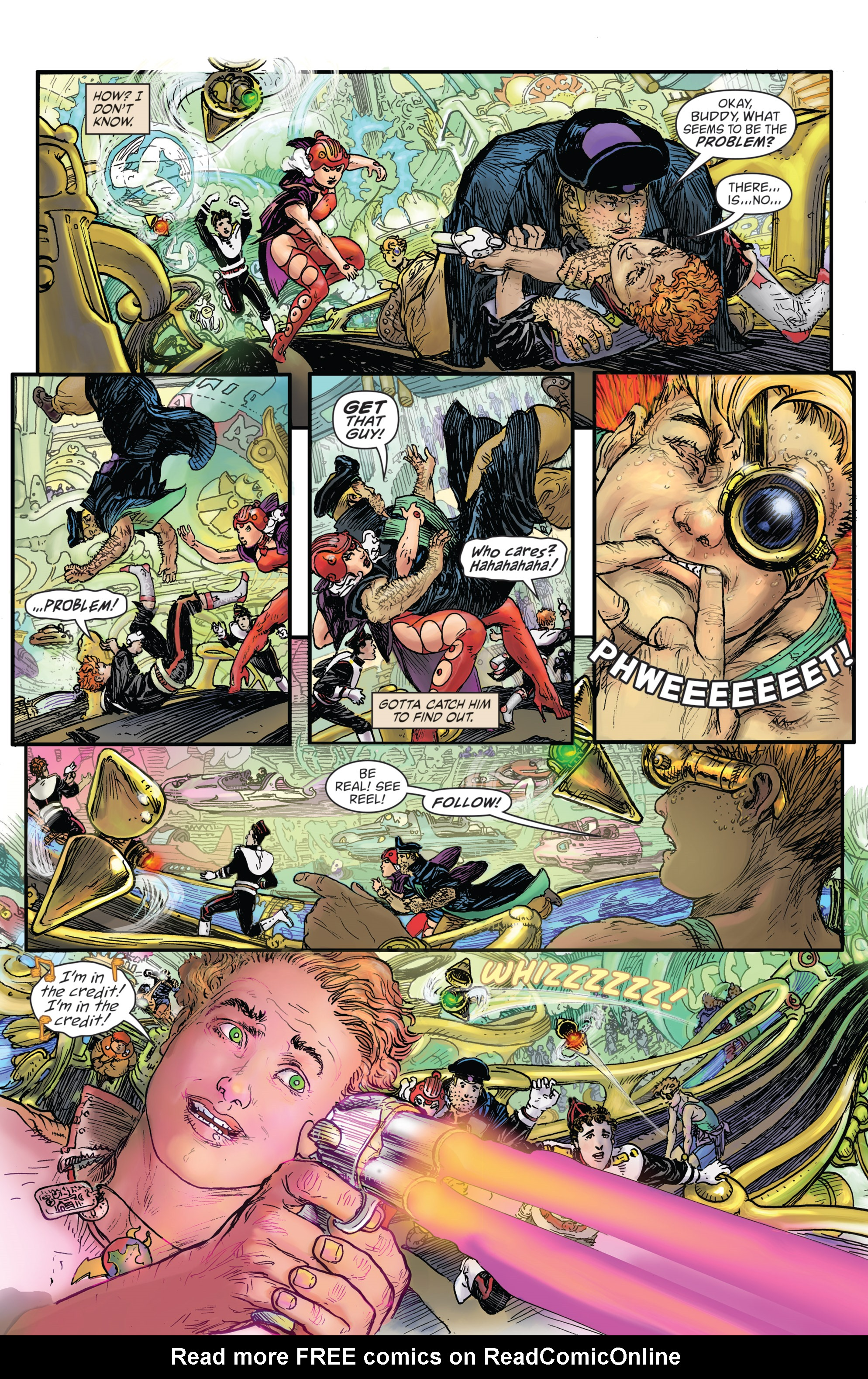 Read online Starstruck: Old Proldiers Never Die comic -  Issue #5 - 5