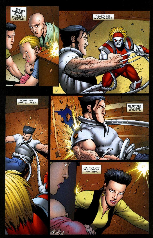 Read online Wolverine: Origins comic -  Issue #7 - 21