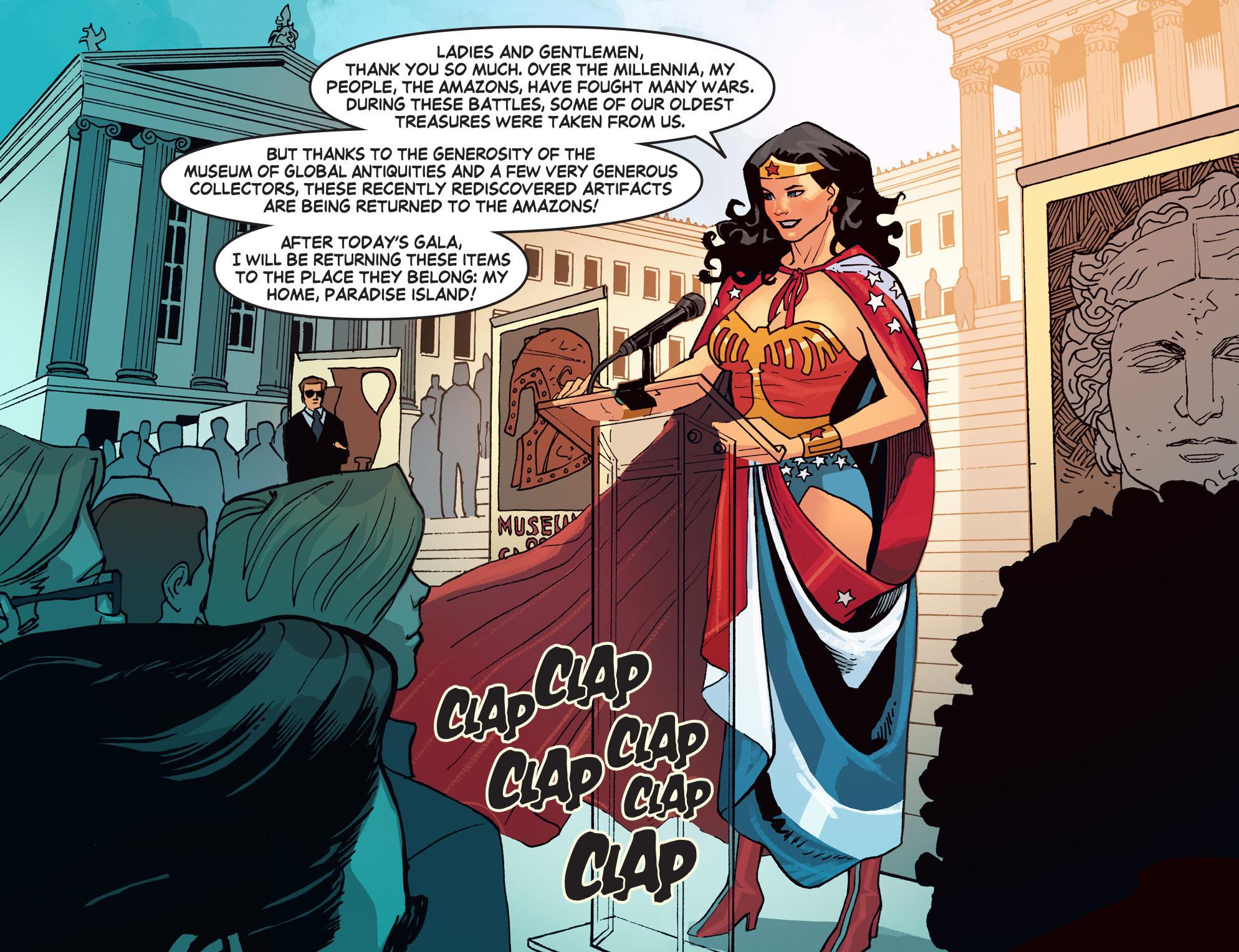 Read online Wonder Woman '77 [I] comic -  Issue #14 - 11