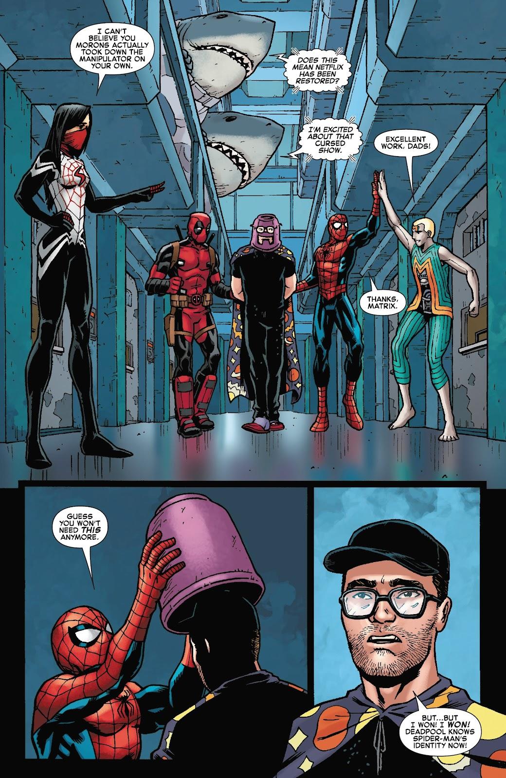 Read online Spider-Man/Deadpool comic -  Issue #50 - 26