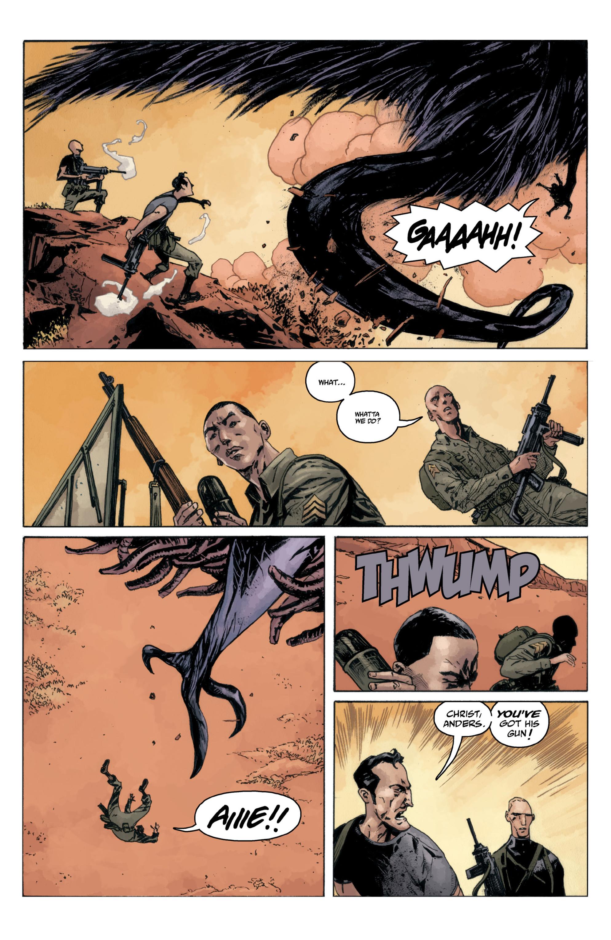 Read online B.P.R.D.: 1948 comic -  Issue # TPB - 106