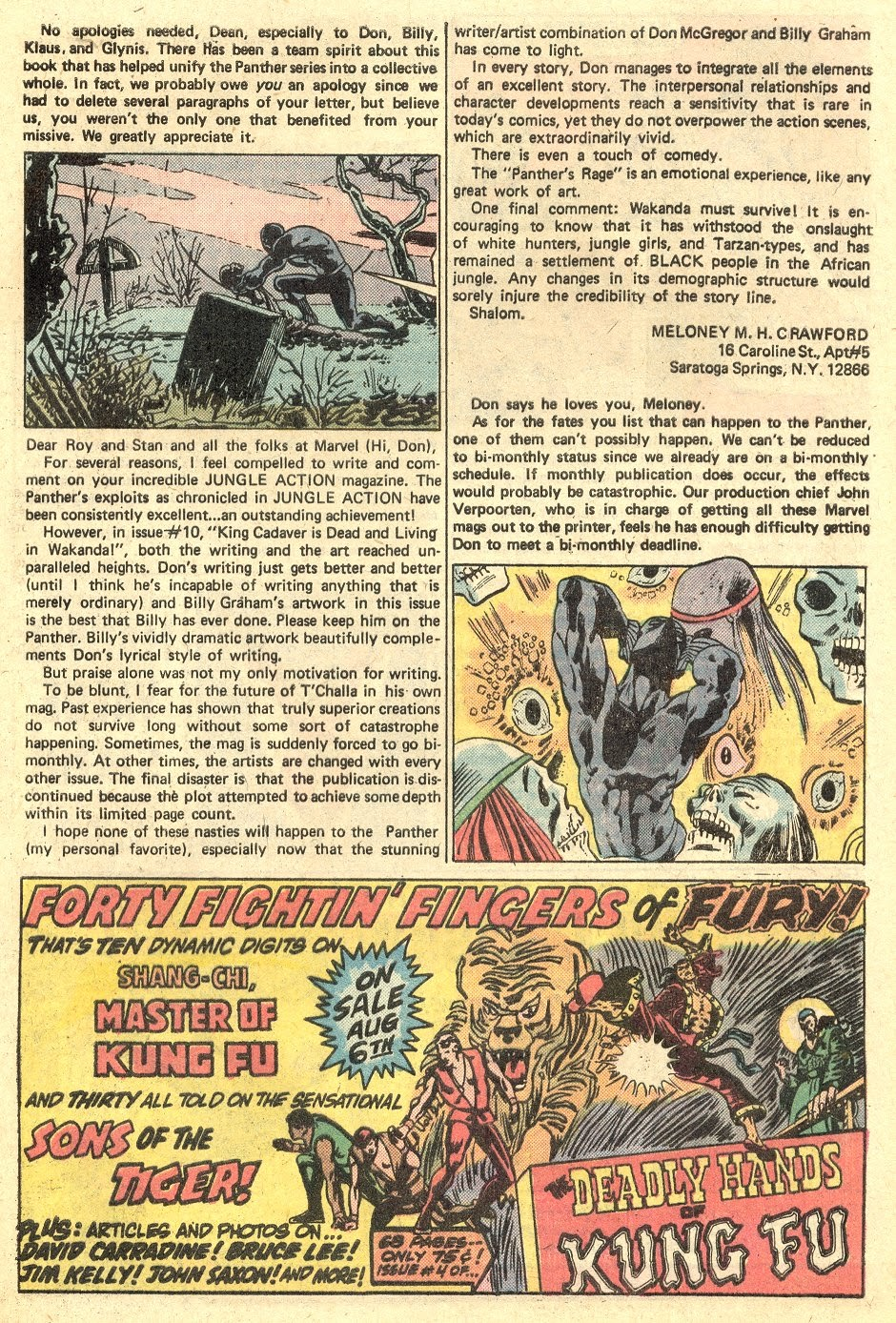 Jungle Action (1972) issue 12 - Page 31