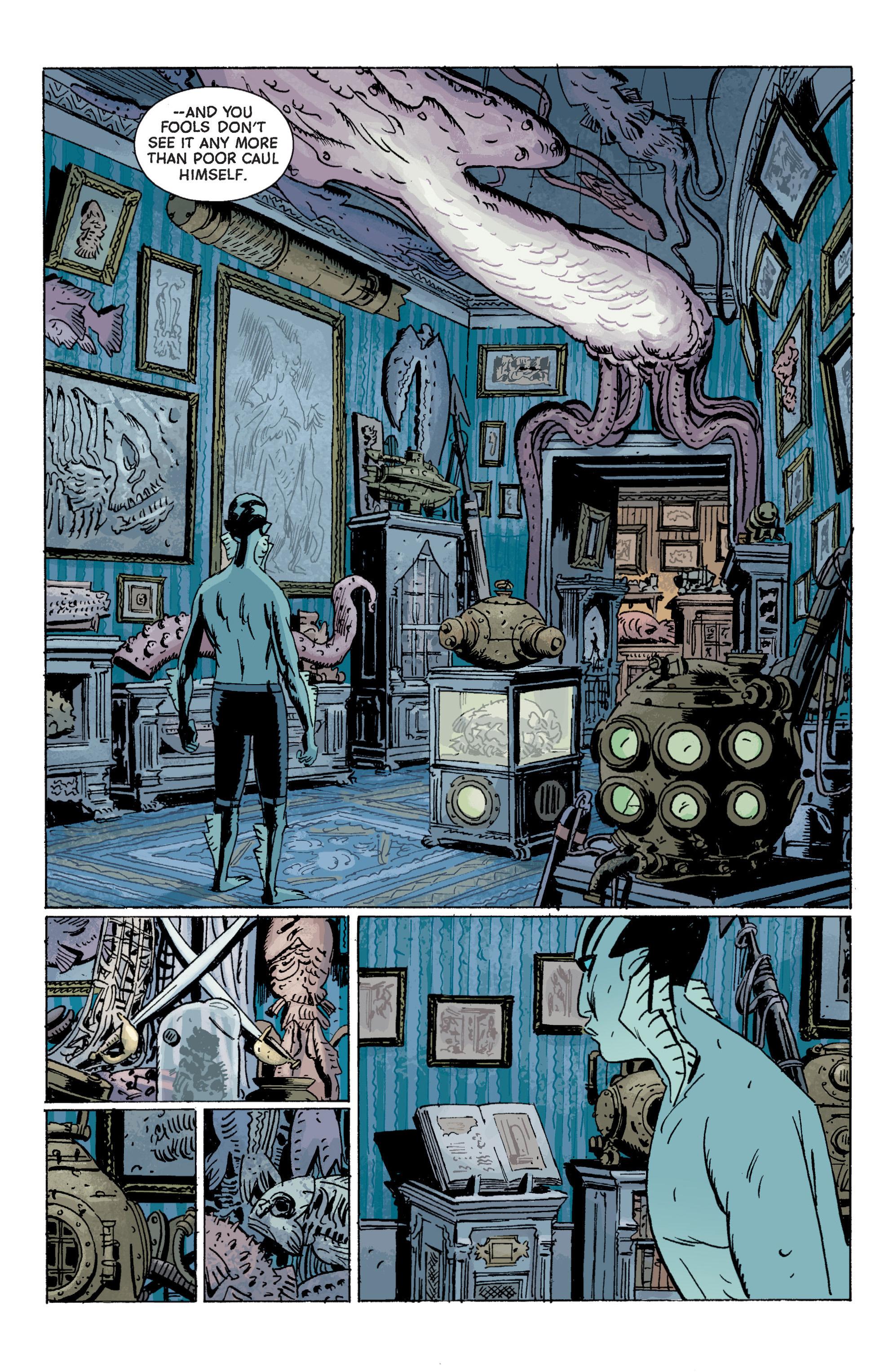 Read online B.P.R.D. (2003) comic -  Issue # TPB 7 - 78