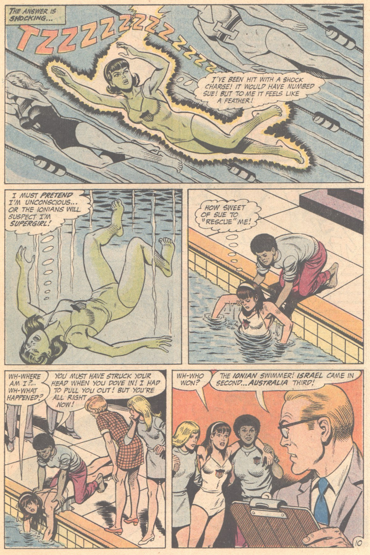 Read online Adventure Comics (1938) comic -  Issue #392 - 14