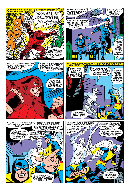 Uncanny X-Men (1963) 33 Page 11